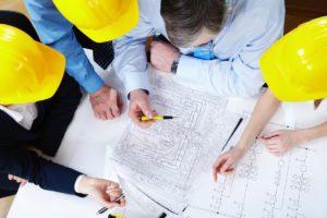 Проектирование промышленных объектов, зданий, инженерных сетей, оборудования.
